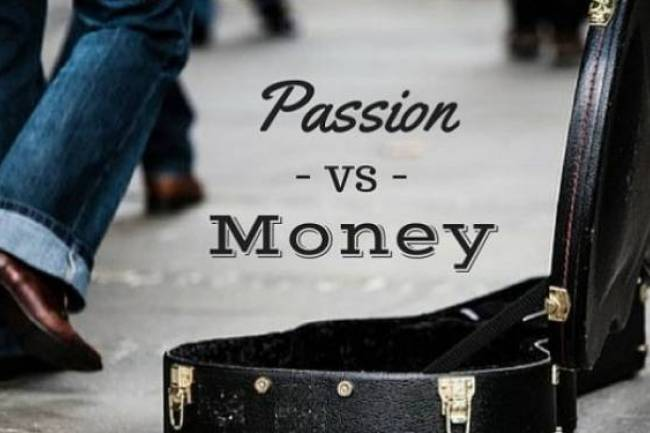 Motivation for Starting A Business: Passion vs Money