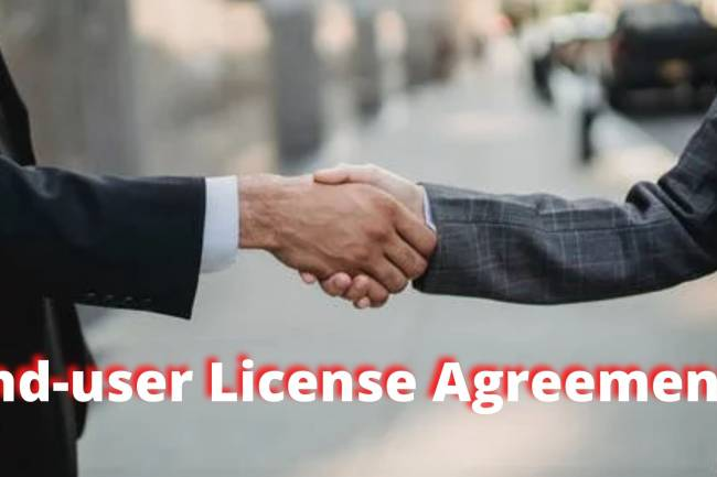 End-user License Agreements