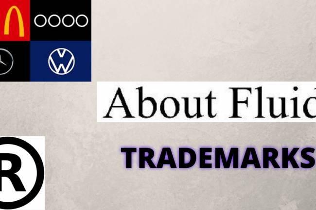 All About Fluid Trademarks