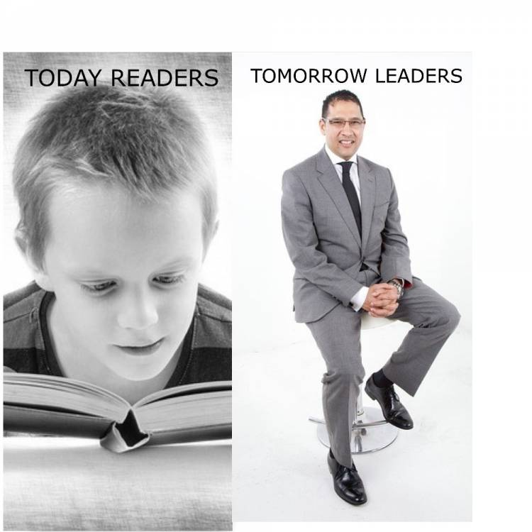 TODAY'S READERS, TOMORROW'S LEADERS