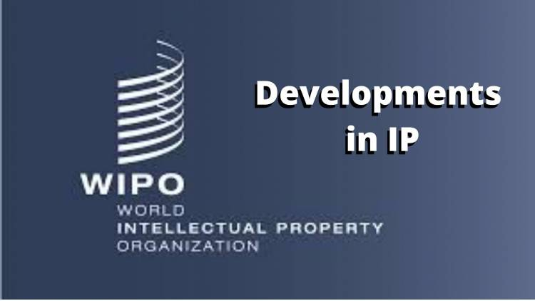 Role of WIPO in Development of IP