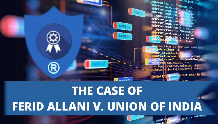 THE CASE OF FERID ALLANI V. UNION OF INDIA