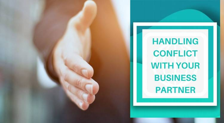 RULES FOR HANDLING CONFLICT WITH YOUR BUSINESS PARTNER