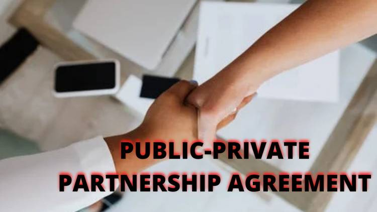 KEY FEATURES OF A PUBLIC-PRIVATE PARTNERSHIP AGREEMENT