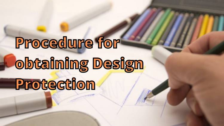 Procedure for obtaining Design Protection