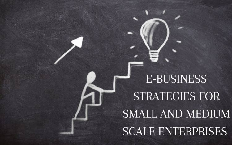 E-BUSINESS STRATEGIES FOR SMALL AND MEDIUM SCALE ENTERPRISES